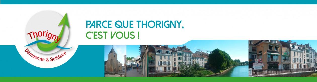 L'actualité démocrate et solidaire de Thorigny