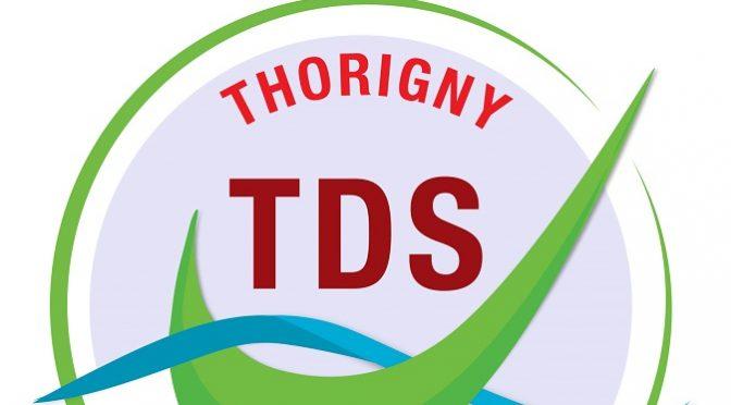 TDS affiche son nouveau logo !